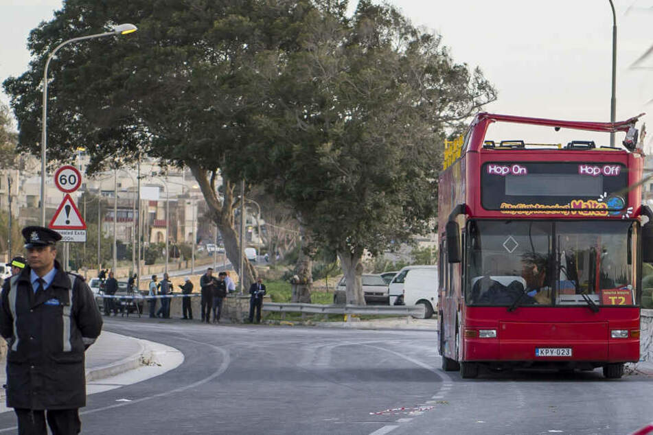 Für Passagiere dieses Busses wurde der Urlaubsausflug zum Albtraum.