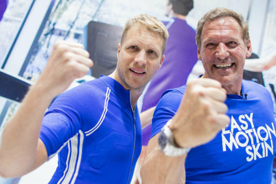 Fibo 2019: Oliver Pocher stellt neuen Fitness-Trainer vor