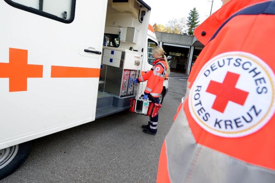 Das Deutsche Rote Kreuz sorgt sich um die Blut-Reserven im Katastrophenfall.