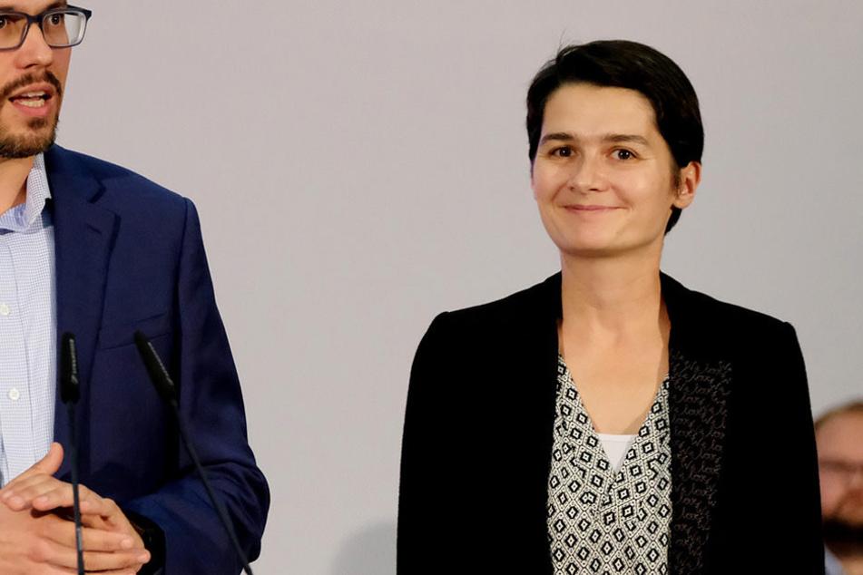 Daniela Kolbe ist die SPD-Spitzenkandidatin für Sachsen.