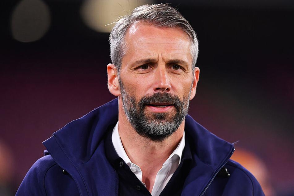 Angeblich heißer Nachfolgekandidat beim VfL Wolfsburg: RB-Salzburg-Coach Marco Rose.