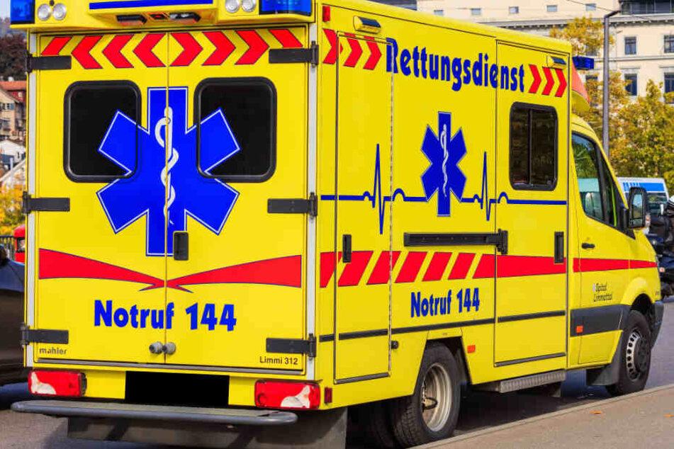 Die 35-jährige Eiskunstläuferin wurde lebensgefährlich verletzt in ein Krankenhaus gebracht. (Symbolbild)