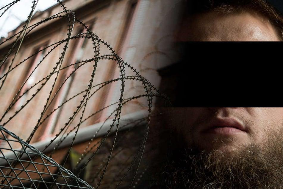 Die JVA-Beamte sollen auch auf entsprechende Symbole bekannter Terrorgruppen achten. (Bildmontage)