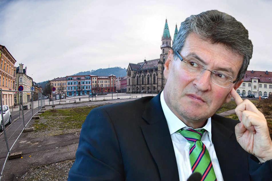 Migrationsminister Dieter Lauinger hat die Schließung des Meininger Heims angeordnet.