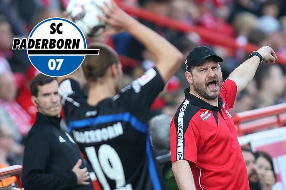 SC Paderborn zeigt Fußball-Spektakel und schlägt Union Berlin deutlich