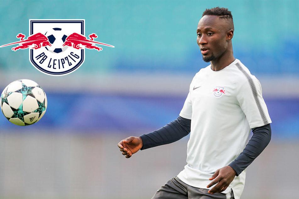 Torjäger Naby Keita kostet RB Leipzig Millionen