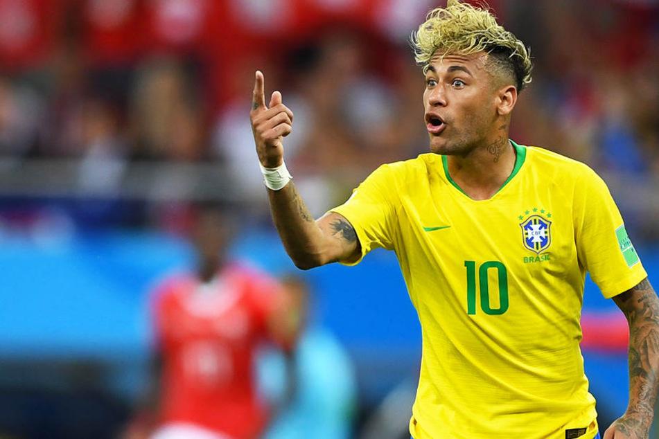 Schweiz spuckt Brasilien in die Suppe und holt ein Remis