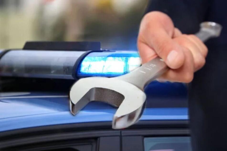 Der Mann versuchte den 19-Jährigen mit einem Schraubenschlüssel zu töten. (Symbolbild)
