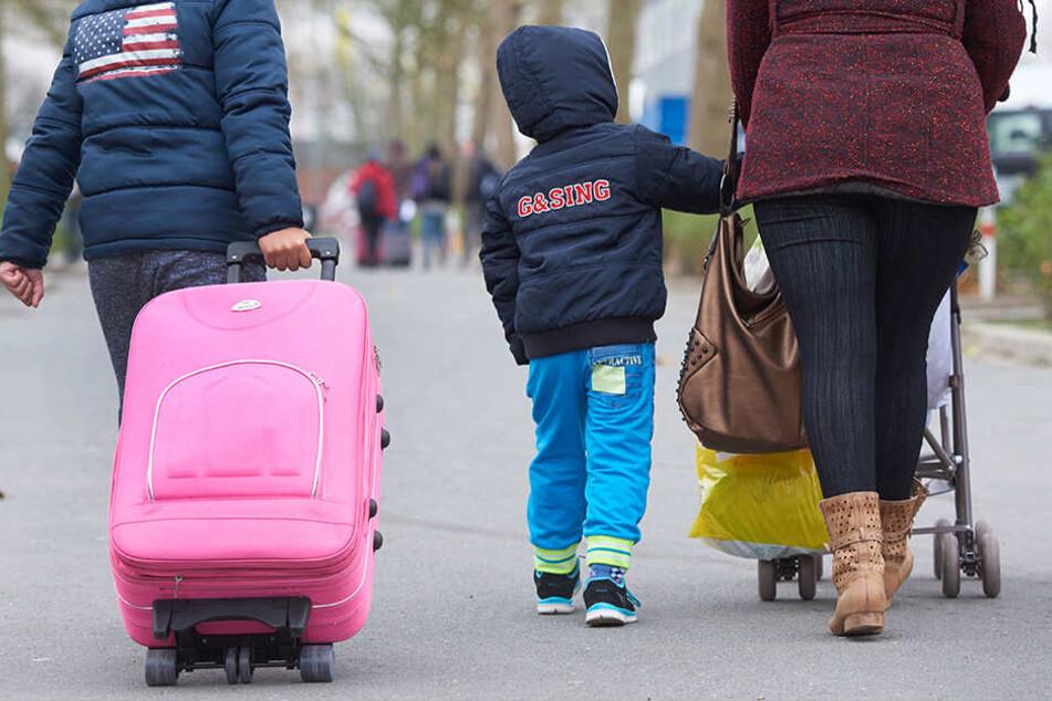 Für Flüchtlinge gebürgt: Jetzt sollen zwei Männer dafür zahlen