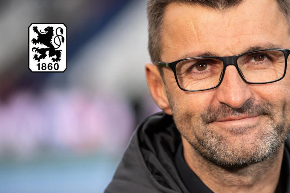 TSV 1860 München: Michael Köllner freut sich auf seinen Job und gibt Ziele vor