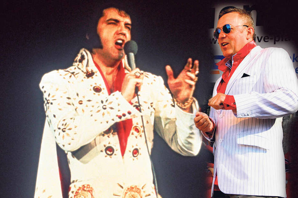 Plauener OB sucht Elvis-Doubles