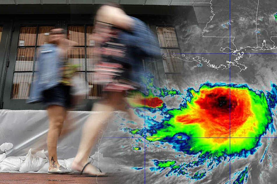 Tropensturm rast auf die USA zu: Erster Bundesstaat ruft Notstand aus