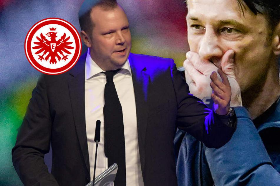"""""""Die Eintracht hats gegeben..."""": Wolff Fuss mit philosophischem Tweet zur Kovac-Entlassung"""