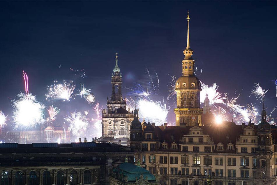 Dresden ist für seine Feuerwerkskultur bekannt. Die meisten Stadträte wollen, dass das so bleibt.