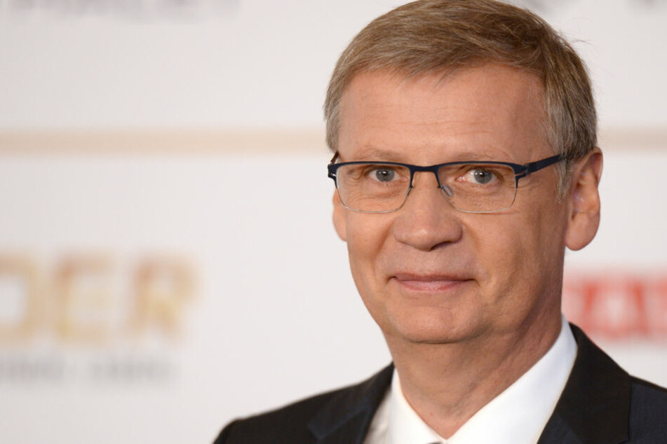 Günther Jauch, TV-Moderator, bei der Verleihung des 8. Deutschen Radiopreises in der Elbphilharmonie. (Archivbild)
