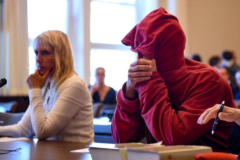 Der 21-Jährige Niederländer wurde zu zwei Jahren und sieben Monaten Haft bestraft.