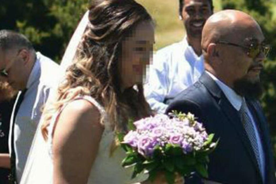 Braut erlebt den schönsten Moment ihres Lebens, wenig später ist sie tot