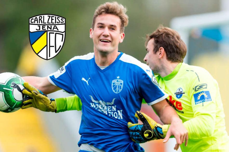 Günther-Schmidt stürmt ein weiteres Jahr für Carl Zeiss Jena