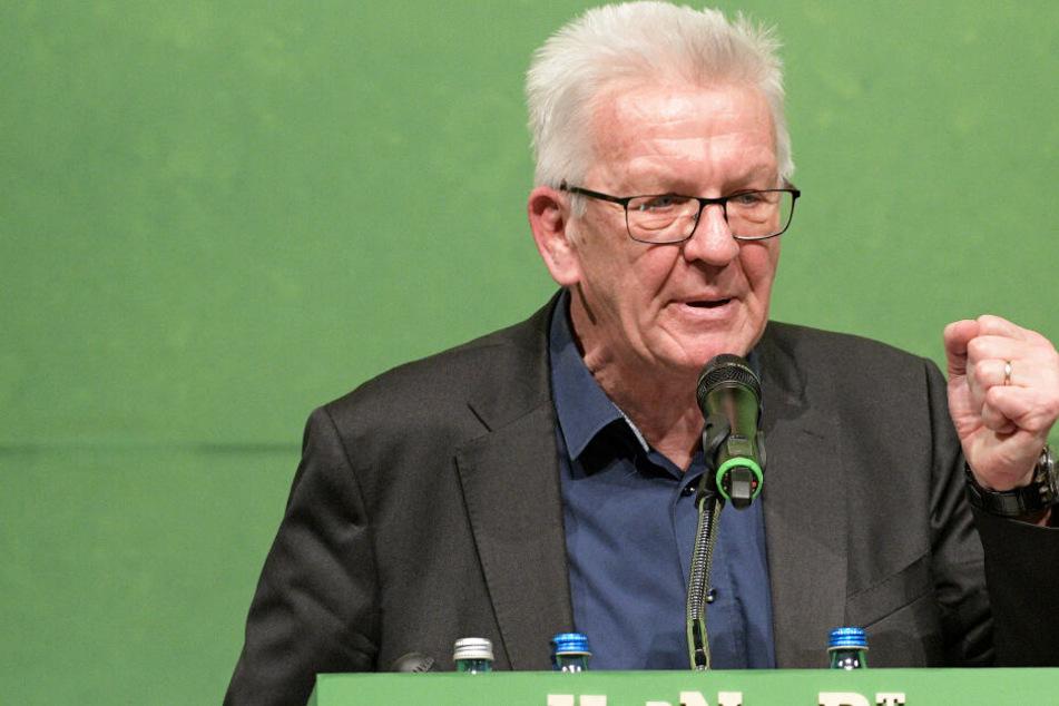 """""""Fridays for Future""""-Vertreter enttäuscht von Treffen mit Ministerpräsident Kretschmann"""