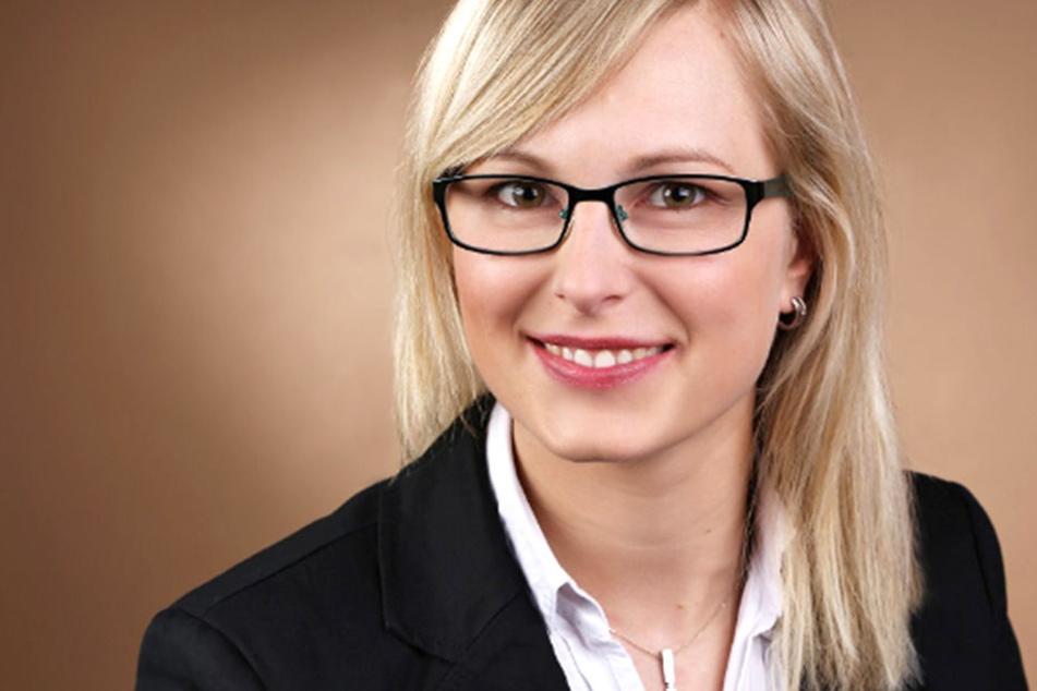 Trotz prominenter Unterstützung konnte sich Christiane Schenderlein (37) keine Direktkandidatur sichern. Reicht Listenplatz sechs?