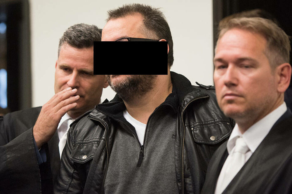 Wilfried W. ist neben Angelika W. angeklagt.