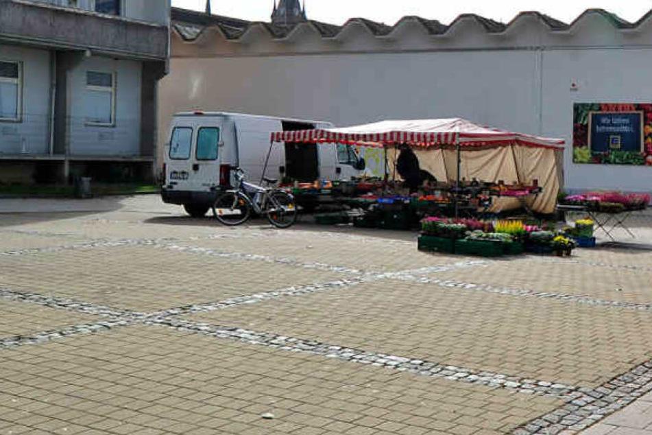 Dem Mini-Markt am Brühl wurde der Strom abgestellt.