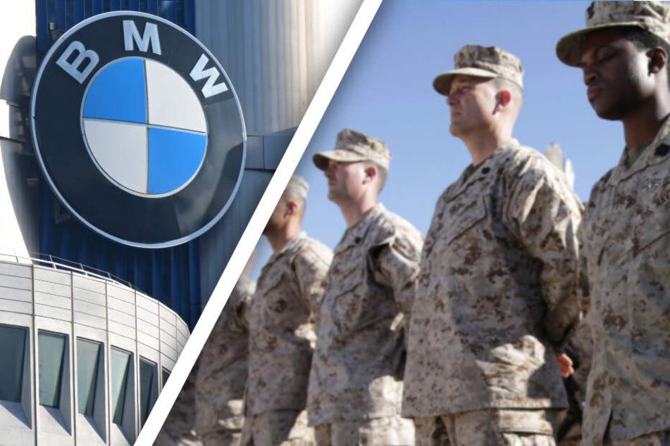 Kein Scherz! BMW heuert in Amerika Elitesoldaten an