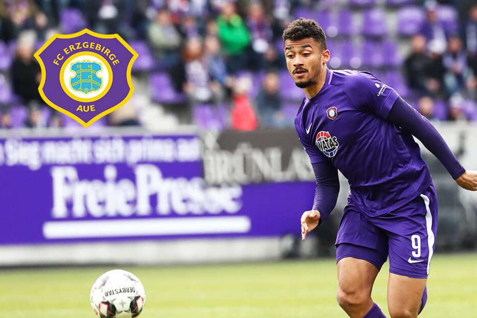 Nicht zu Aue! Iyoha erneut von Düsseldorf in 2. Bundesliga ausgeliehen