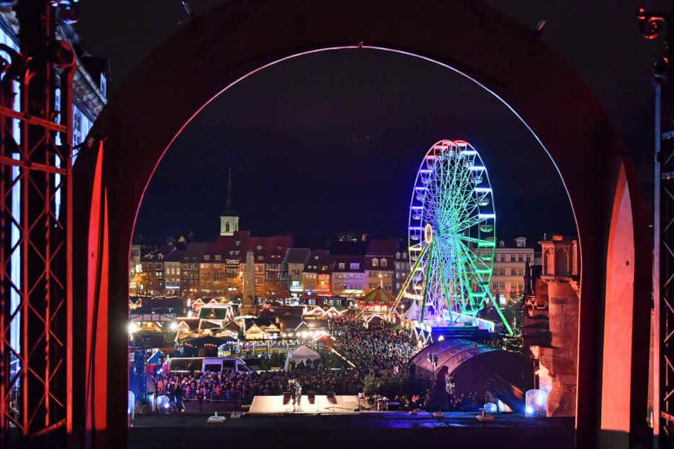 Am 26. November war der Weihnachtsmarkt zum 169.Mal eröffnet worden.