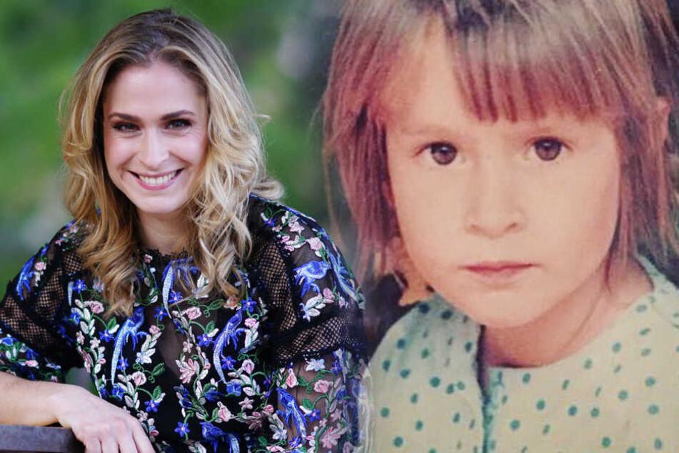 Lea Marlen Woitack (31) verzückt ihre Fans mit einem süßen Kinderfoto.
