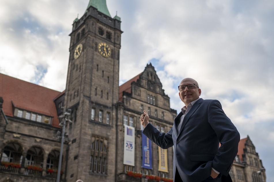 Deshalb wird Sven Schulze noch nicht zum Chemnitz OB