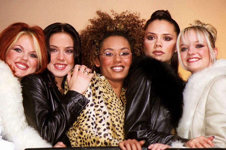Die britische Mädchenband zeigte sich 2007 zum ersten Mal seit mehr als zehn Jahren gemeinsam bei einem offiziellen Auftritt und kündigte ihr lange erwartetes Comeback an.