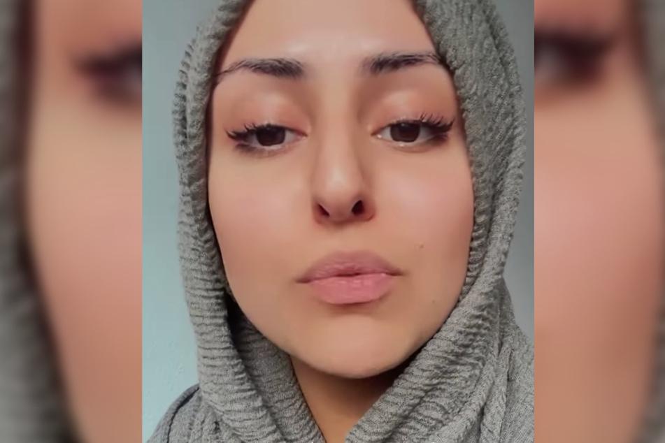 Die Dichterin Yasmin Poesy alias Feyza-Yasmin Ayhan hat auf Instagram mehr als 18.000 Follower hinter sich versammelt.
