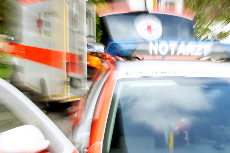 Die angefahrenen Frauen wurden alle schwer verletzt (Symbolbild).