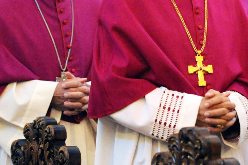 Missbrauchsfälle in der katholischen Kirche beschäftigen die Bischöfe. (Symbolbild)