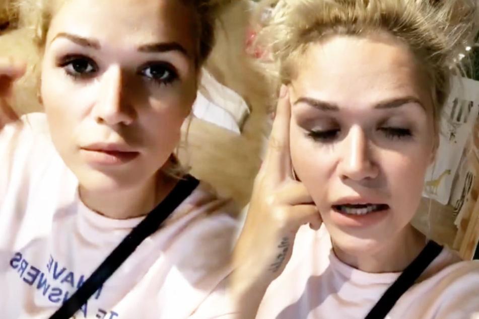 Sara Kulkas Töchter sorgen für peinliche Panne, weil Mama ihre Tage hat
