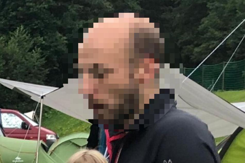 """Richard (29) aus Leipzig startete am Sonntag beim """"Hörnerlauf"""" im bayrischen Sonthofen. Doch er kam nicht im Ziel an."""