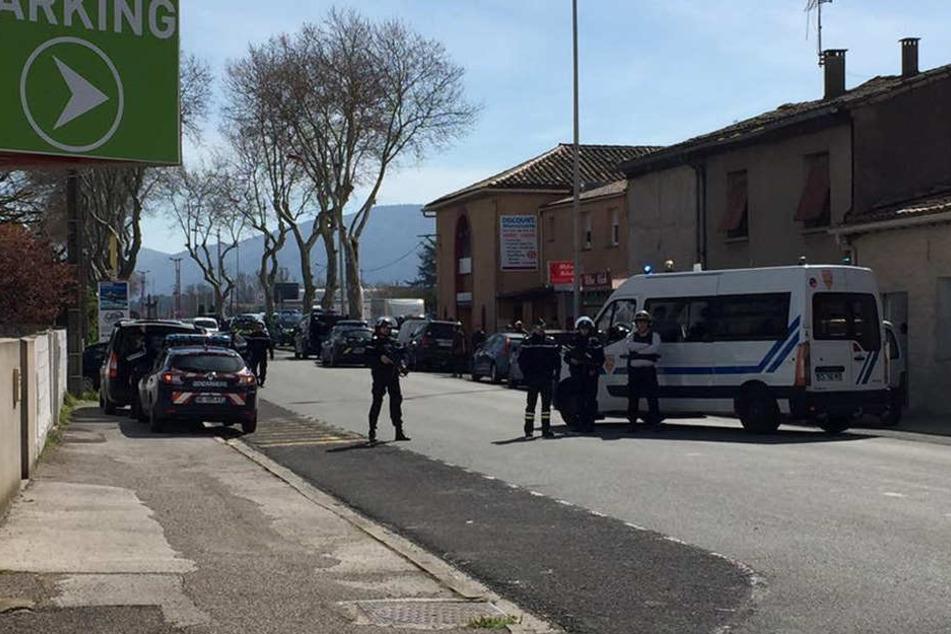Ein kleiner Ort im französischen Süden ist Schauplatz eines Dramas.