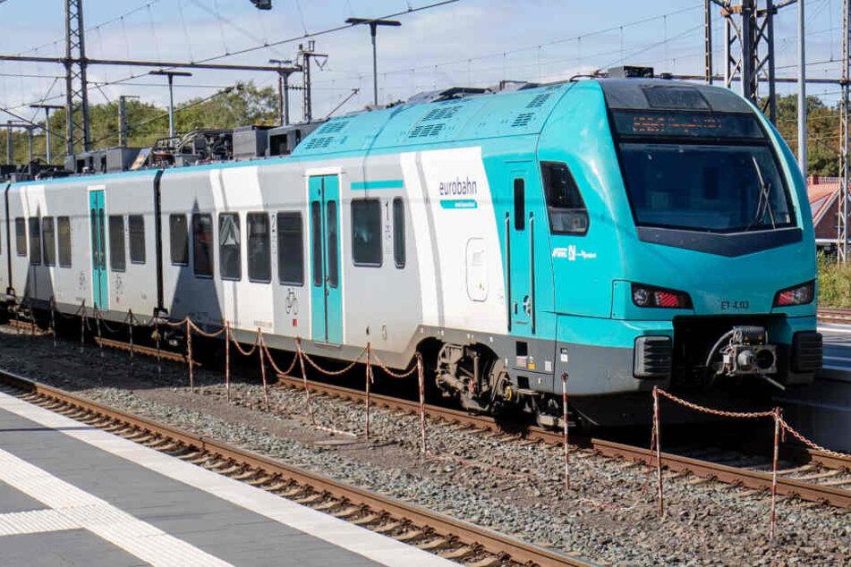 Streik der Eurobahn geht weiter: Immer mehr Züge fallen aus