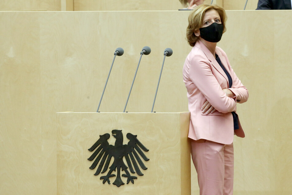 Malu Dreyer (SPD), Ministerpräsidentin in Rheinland-Pfalz.
