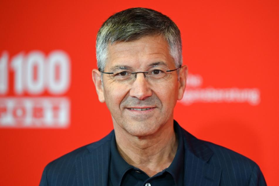 Herbert Hainer (66), Präsident des FC Bayern München.