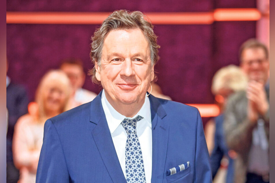 Moderator und Meteorologe Jörg Kachelmann (62) wagt eine Wetterprognose für das Konzert-Wochenende.
