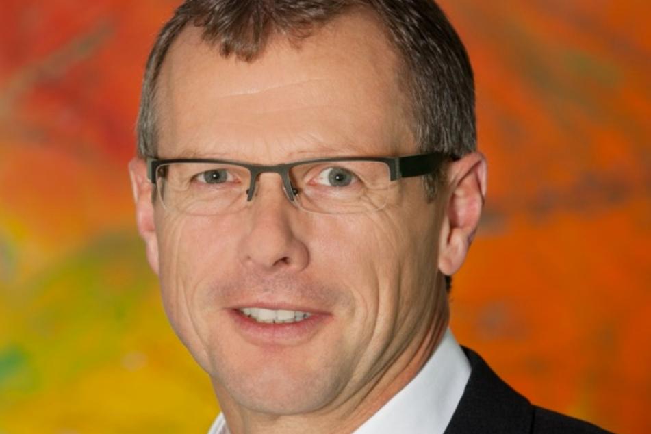 Stuttgarts Technischer Bürgermeister Dirk Thürnau.
