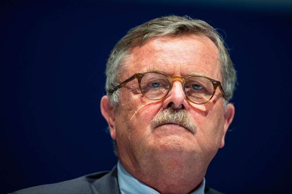 Frank Ulrich Montgomery (69), Vorsitzender des Weltärztebundes.