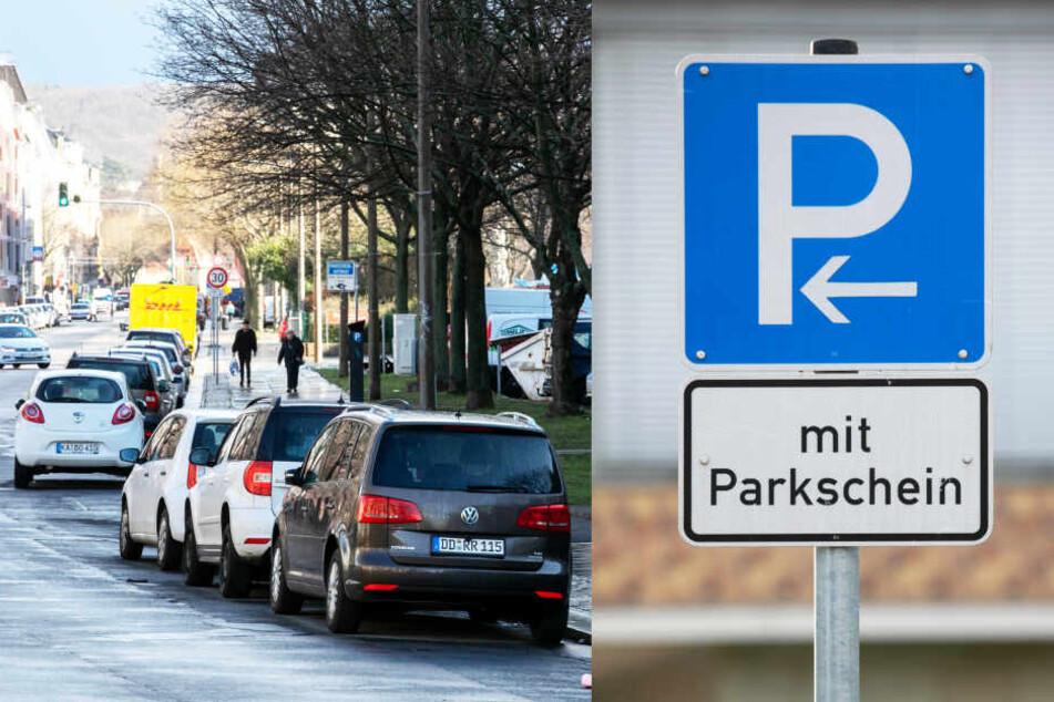 12 Millionen Euro würden die neuen Park-Pläne jährlich ins Stadt-Säckel spülen.