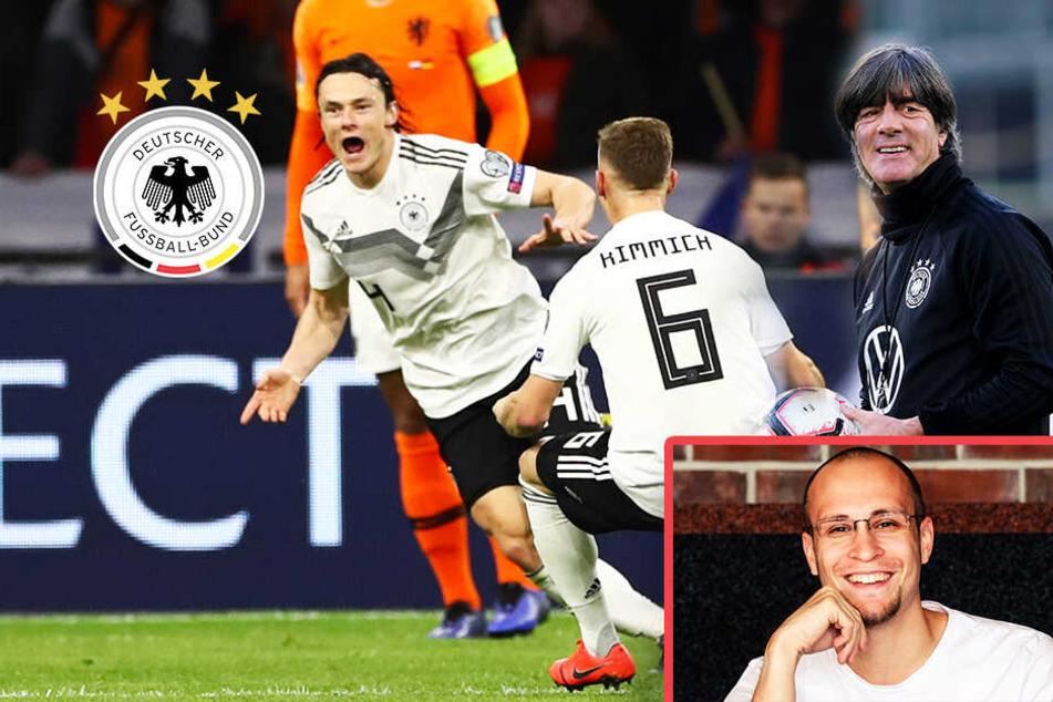 Löws Risiko zahlt sich aus: Darum könnte DFB-Erfolg ein Meilenstein gewesen sein!