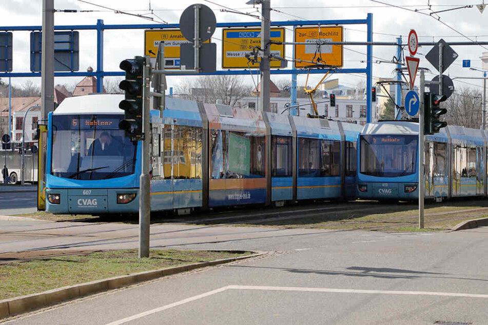 Der Unfall passierte an der Bahnhofstraße im Bereich der Bretgasse.