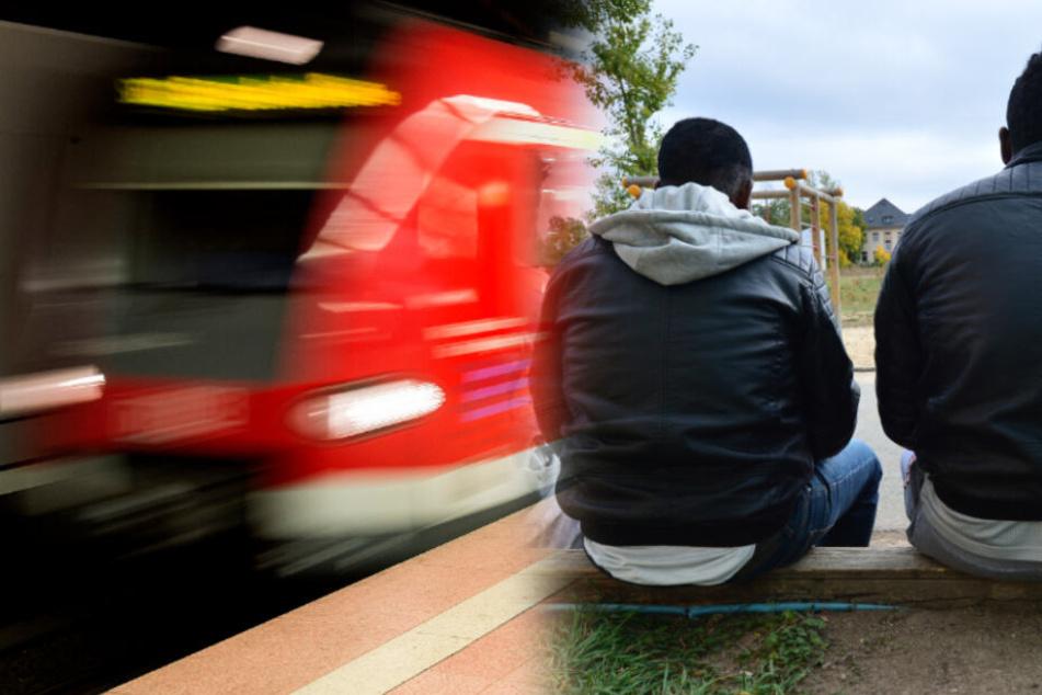 Fahren künftig Flüchtlinge die Stuttgarter S-Bahn?