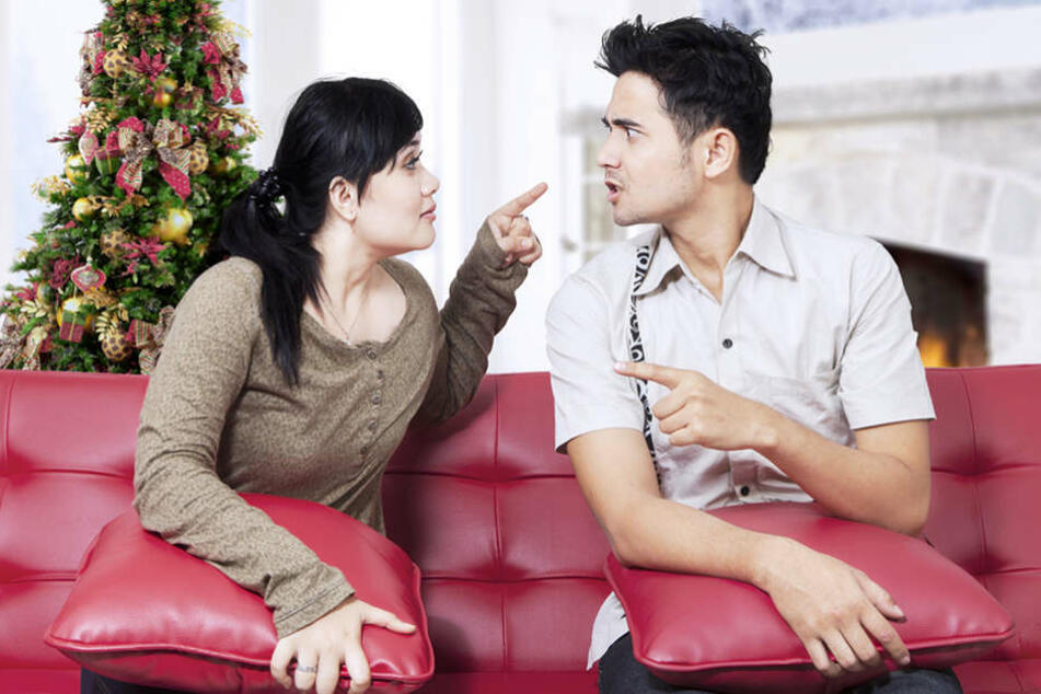 """An den Feiertagen kann das """"Zu mir oder zu dir?"""" ganz andere Dimensionen annehmen."""