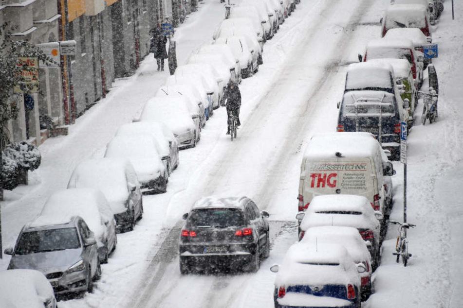 Die schneesicherste deutsche Großstadt sei laut Meteorologen München.
